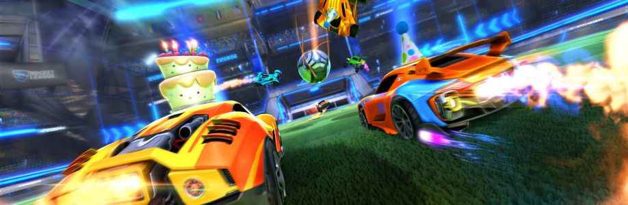 Rocket League includes casual and competitive Online Matches Cover Image