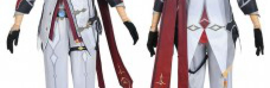 cosplay costume Cover Image